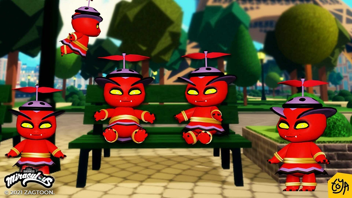 Toya's Miraculous Ladybug game gets 100M plays on Roblox