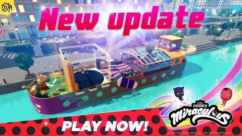 Miraculous Ladubug 4 Toya's Miraculous Ladybug game gets 100M plays on Roblox