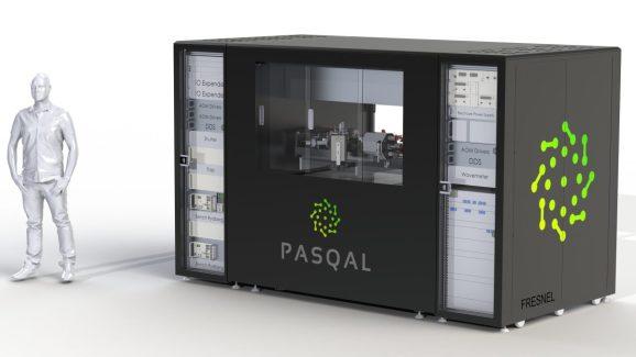 Pasqal processors