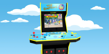 The Simpsons' classic beat-'em-up is getting the Arcade1Up treatment