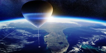 Space Perspective unveils luxury spaceflights lifted by huge balloons