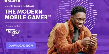 Tapjoy: 86% of Gen Z plays mobile games and many play on consoles/PCs too