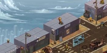 Metal Slug Tactics revives the classic SNK franchise