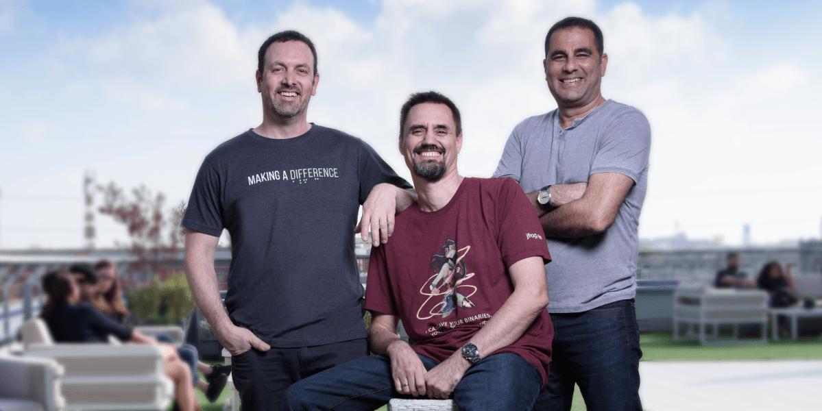 Jfrog founders