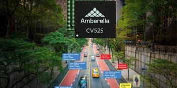 Ambarella unveils 2 new AI chip families for 4K security cameras
