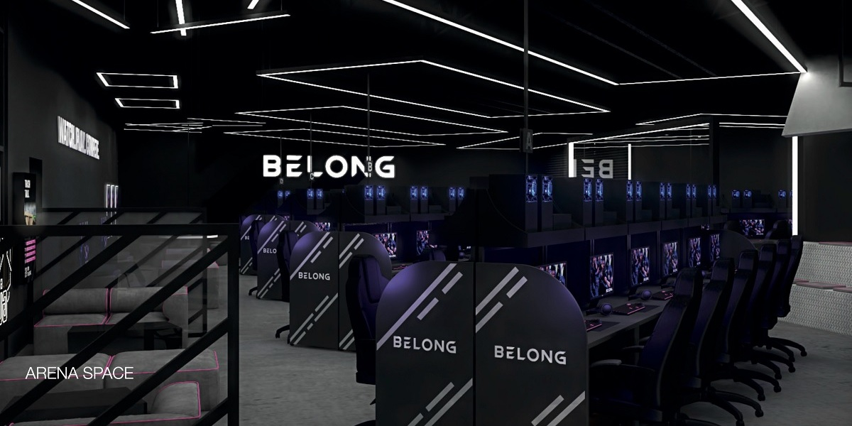 Belong Gaming Centers opened its first location in Houston, Texas.