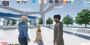Breakroom teams up with High Fidelity to bring 3D audio to online meetings