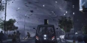 Battlefield 2042 beta hands-on — Flying into the tornado
