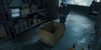 Kojima teases Death Stranding: Director's Cut with a box — y'know, like Metal Gear Solid