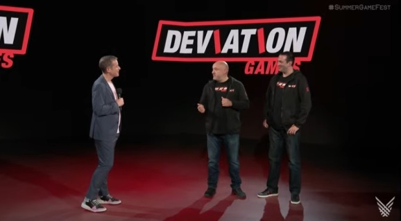 Deviation Games comes out as a new studio.