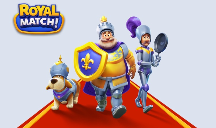 Dream Games hit it big with Royal Match.