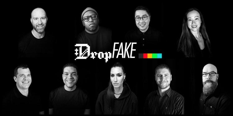 The Drop Fake team.