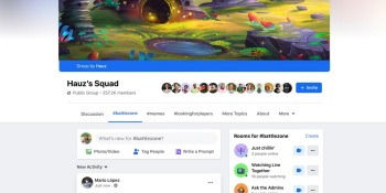 Facebook launches gaming fan groups to grow player communities