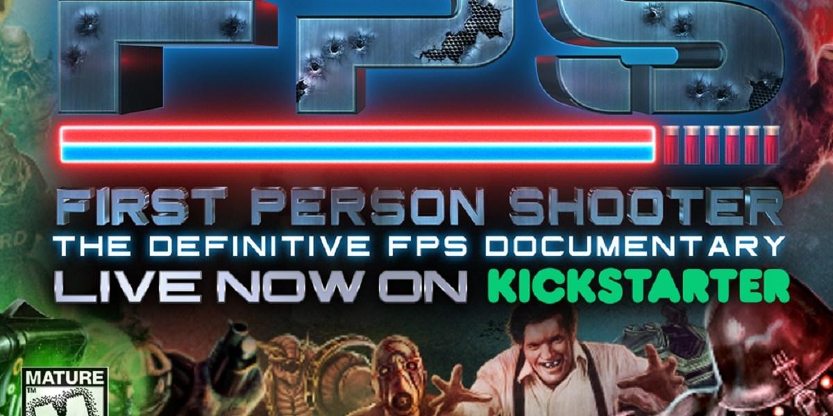 First Person Shooter is a documentary raising money via Kickstarter.