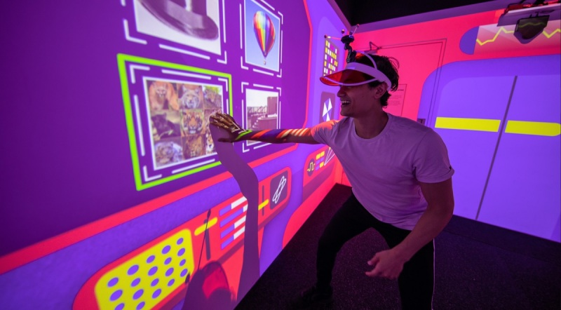 [hyper escape game]Electric Gamebox raises $11M to build gaming pods to revive retailers