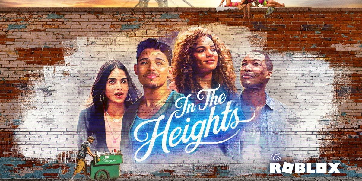 In the Heights is coming to Roblox as an immersive experience.