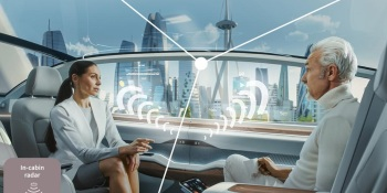 Infineon creates radar sensors to monitor people in self-driving cars