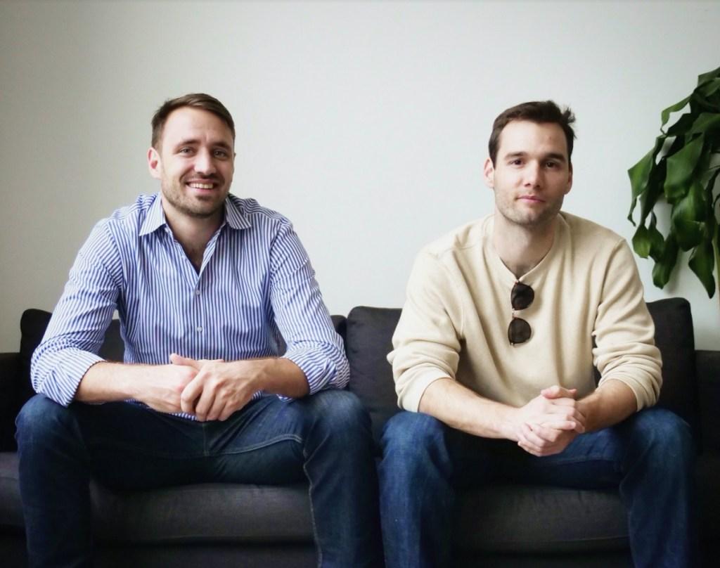 JetFuel cofounders JJ Maxwell and Tim Lenardo.