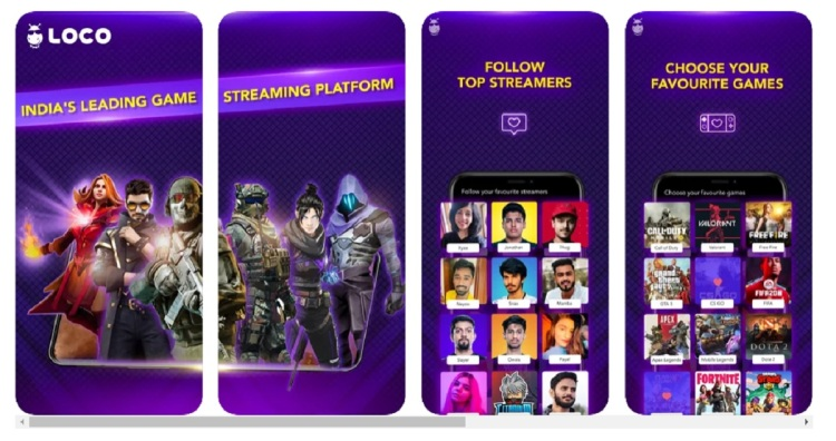 Loco is a platform for esports and game livestreaming in India.