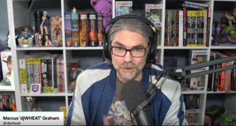 "Marcus ""djWHEAT"" Graham is head of creator development at Twitch."