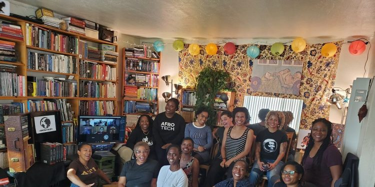 The Sistah Scifi Book Club.
