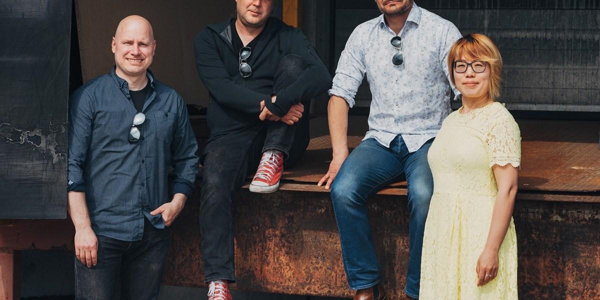 Pixieray's founding team.