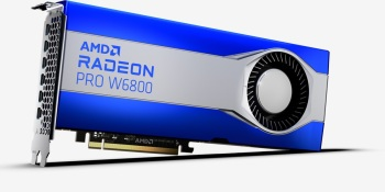 AMD pushes deeper into workstation graphic cards with W6000 Series GPUs