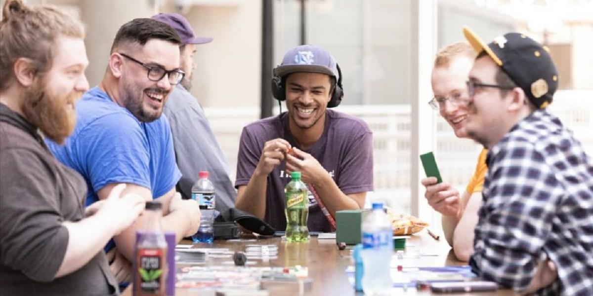 Trading card games are a popular phenomenon.