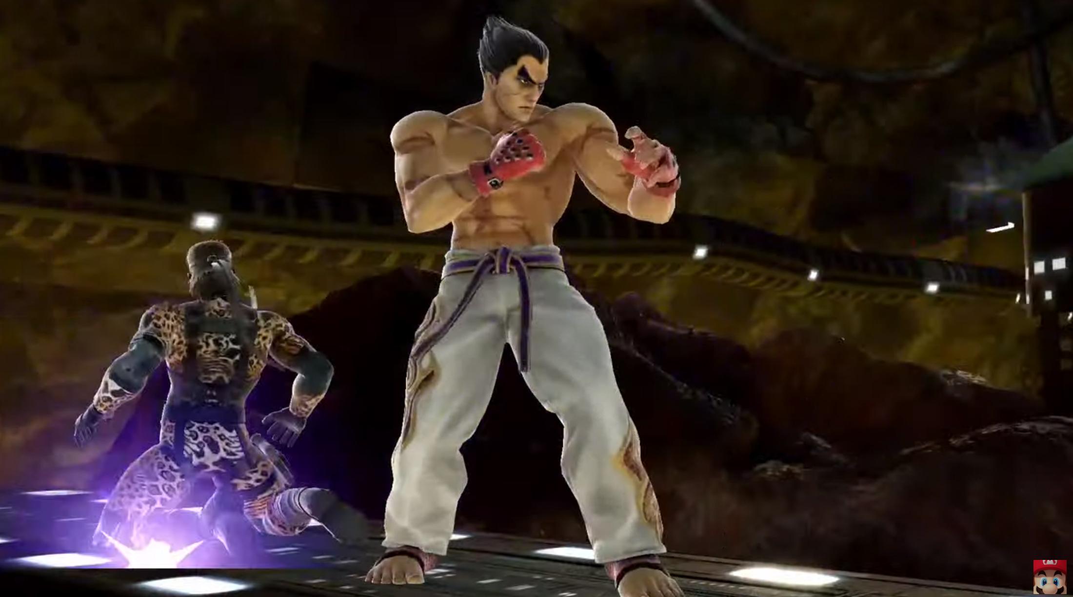Super Smash Bros. Ultimate invites Kazuya from Tekken | VentureBeat