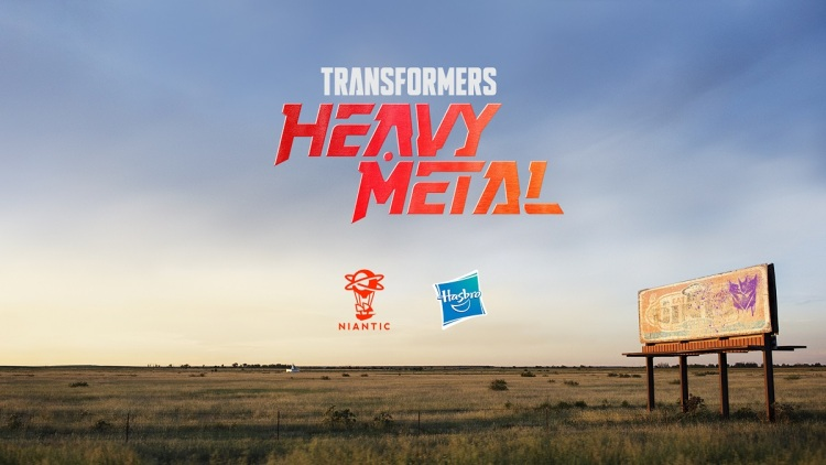 Transformers: Heavy Metal is coming from Niantic and Hasbro.
