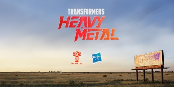 Transformers: Heavy Metal is a real-world AR mobile game from Niantic and Hasbro