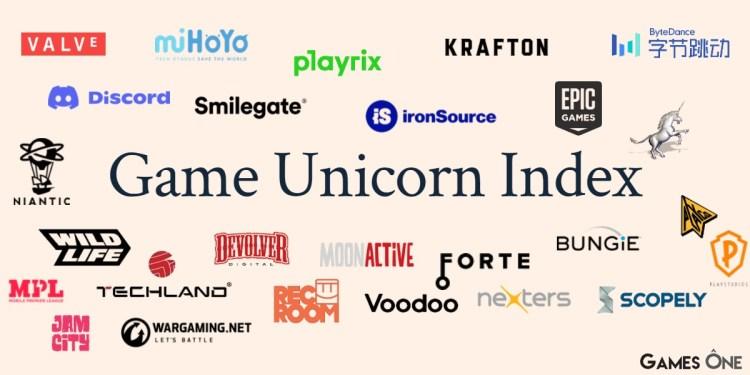 Gaming's unicorns.
