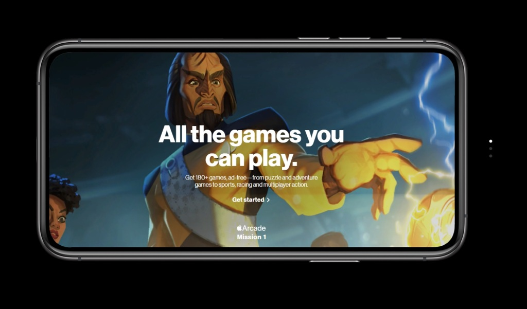 Verizon is offering six months of free Apple Arcade or Google Play Plus service.