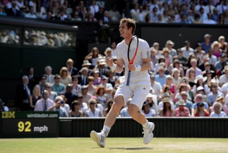 WeNew celebrates Allan Murray's Wimbledon win in 2013 with an NFT.