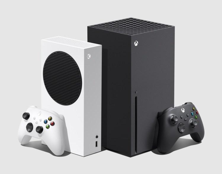 The Xbox Series X/S