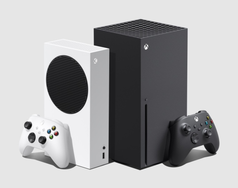 xbox Console Family Back To Back