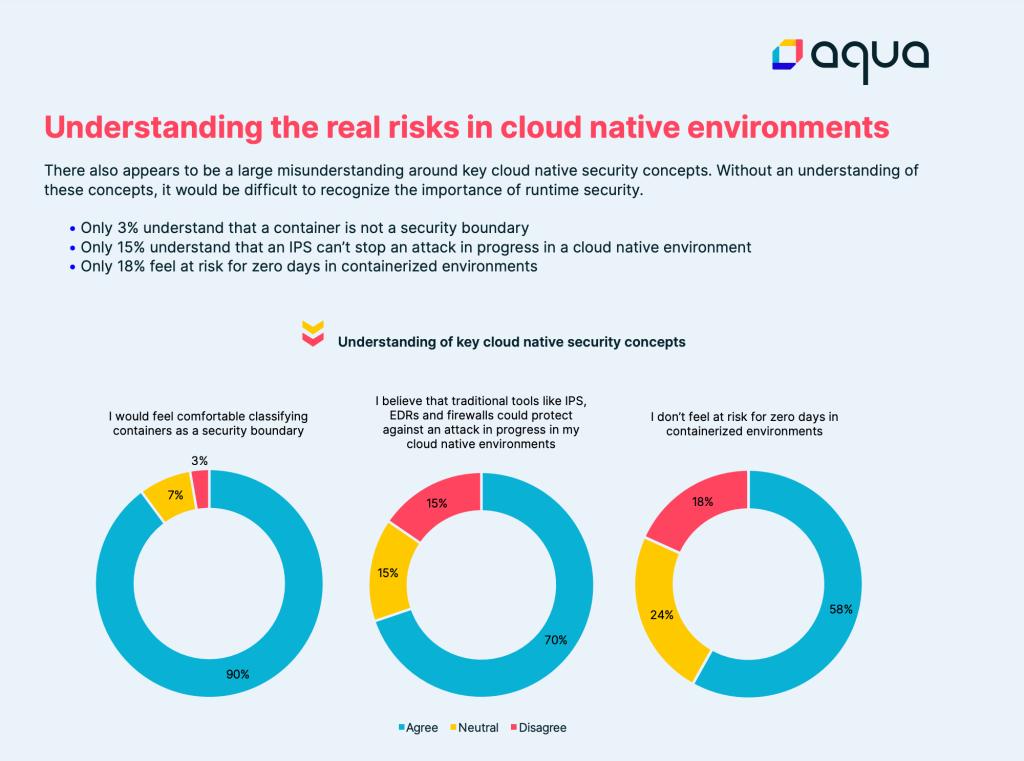 Risks of Cloud Native environments