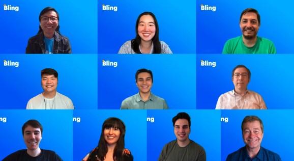 The Bling team