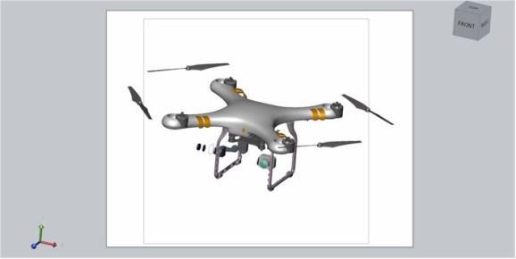 Canvas integrates 3D models to streamline documentation
