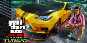 GTA Online gets a big update with combat-free Los Santos Tuners social space