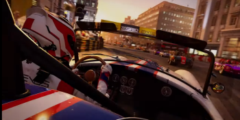 Grid Legends wants full-motion video cutscenes to be cool again