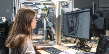 Alphabet's Intrinsic aims to unlock industrial robotics' economic potential