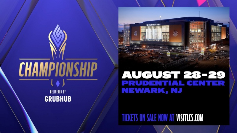 The LCS Championship is back in person for North America.