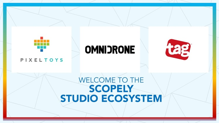 The Scopely Studio Ecosystem now has three new partner studios.