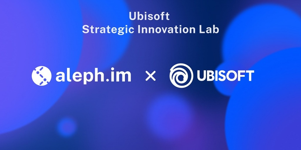 Aleph and Ubisoft have joined forces.