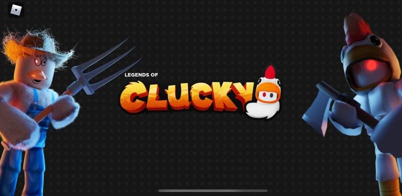Ammon Runger está trabajando en Legend of Clucky.