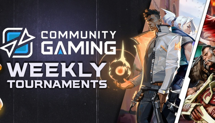 Community Gaming has managed 300 esports tournaments in 2021.