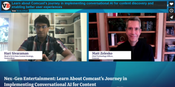 Comcast's AI-driven voice remote cuts through the glut of shows