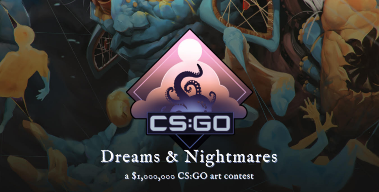 Counter-Strike: Global Offensive art contest.