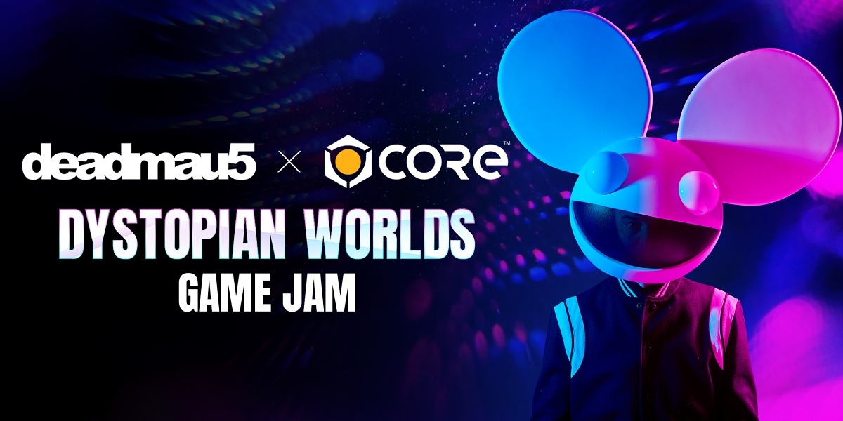 Deadmau5 and Manticore are teaming up on a Dystopian Worlds game jam.